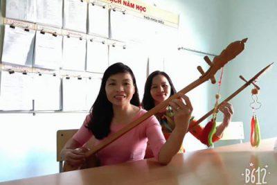 Bài hát then Pác Bó Làng Sen