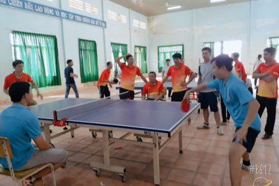 Giải bóng bàn Trường THPT Nguyễn Bỉnh Khiêm