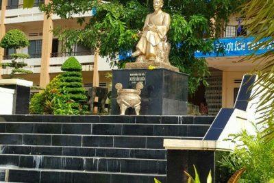Trường THPT Nguyễn Bỉnh Khiêm