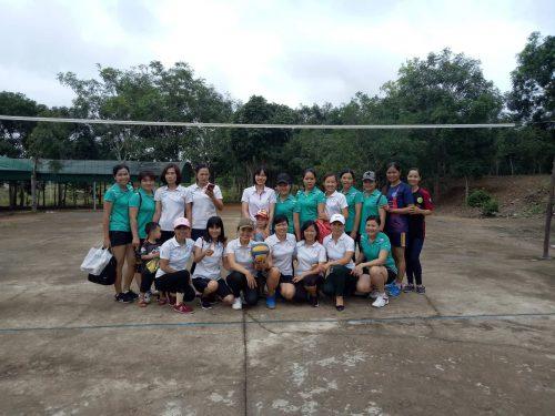 Giao lưu bóng đá nam – nữ giữa các trường THPT